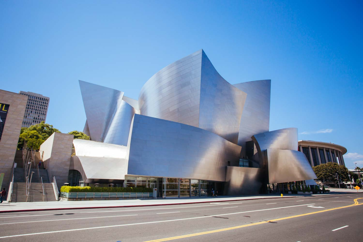 walt disney concert hall usa